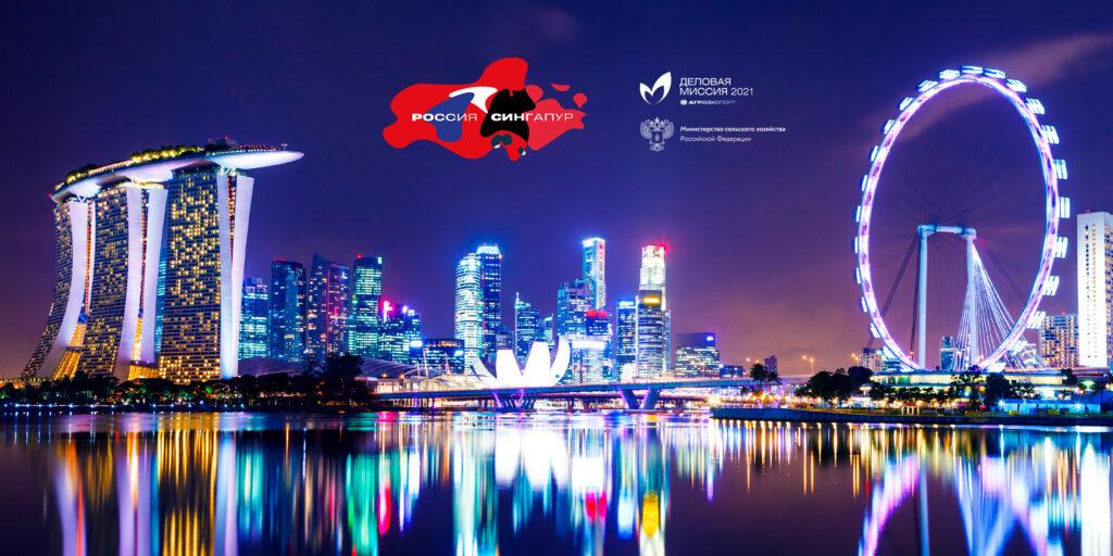 Около 100 компаний приняли участие в деловой миссии с Сингапуром