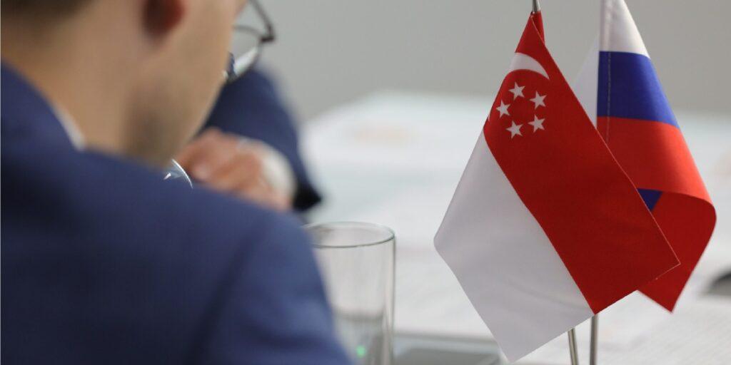 Участники деловой миссии обсудили ключевые тренды на продовольственном рынке Сингапура