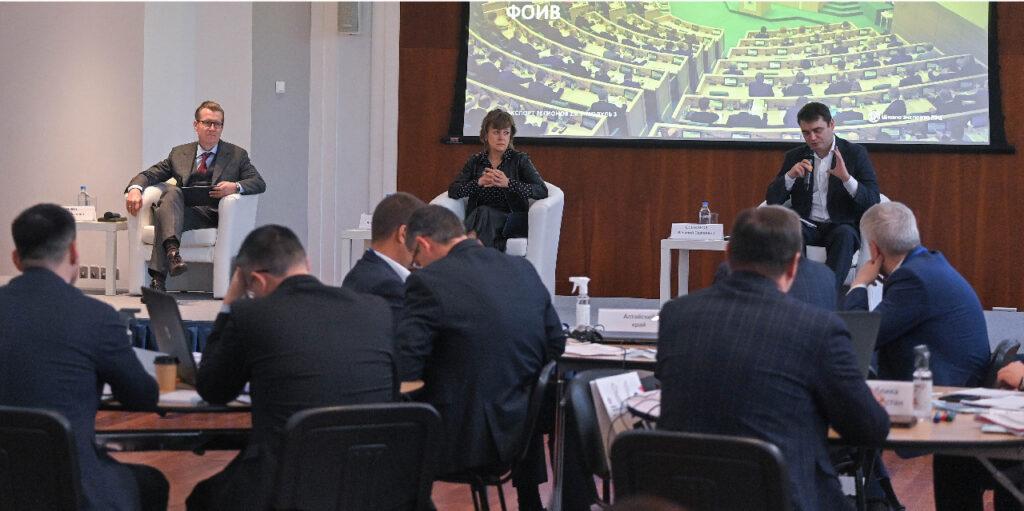 Минсельхоз и «Агроэкспорт» приняли участие в третьем модуле образовательной программы «Экспорт регионов 2.0»